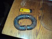 Продаю цепь 160 метров (общий вес около 6 т)