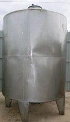 Емкость нержавеющая,  объем — 5 куб.м.,