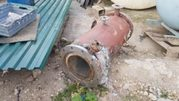 Теплообменник трубчатый,  площадь теплообмена 10 кв.м.,