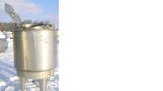 Емкость нержавеющая,  объем — 0, 65 куб.м.