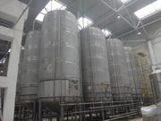 Продается Емкость нержавеющая А9-КЕН,  объем -50 куб.м.