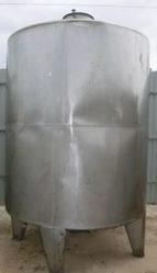 Продается Емкость нержавеющая,  объем — 5 куб.м.