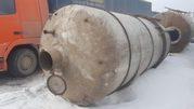 Емкость нержавеющая,  объем -11, 5 куб.м.