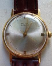Золотые часы Ракета1970 года