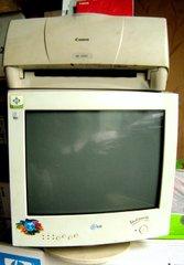 монитор LG studioworks 520si